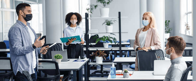 ¿Tapabocas inclusivos? Nueva obligación para los empleadores
